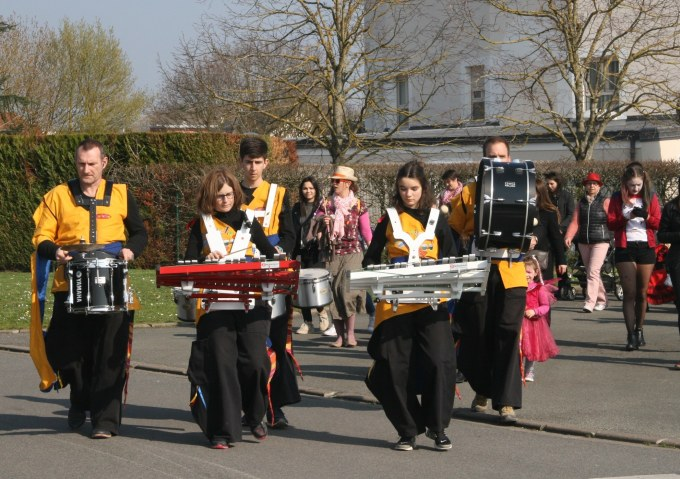 Carnaval St Pryve